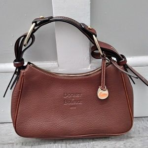 🆕Dooney &Burke Brown Leather Purse